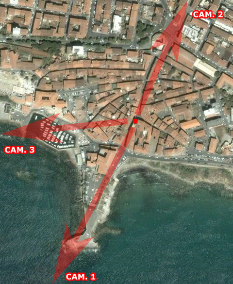 Webcam di piombino for In diretta dalla camera